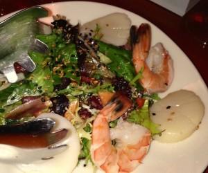 Tavola seafood salad