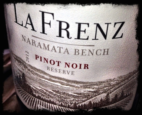 La Frenz Pinot Noir: emblematic