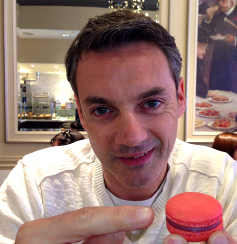 Franck Point and macaron