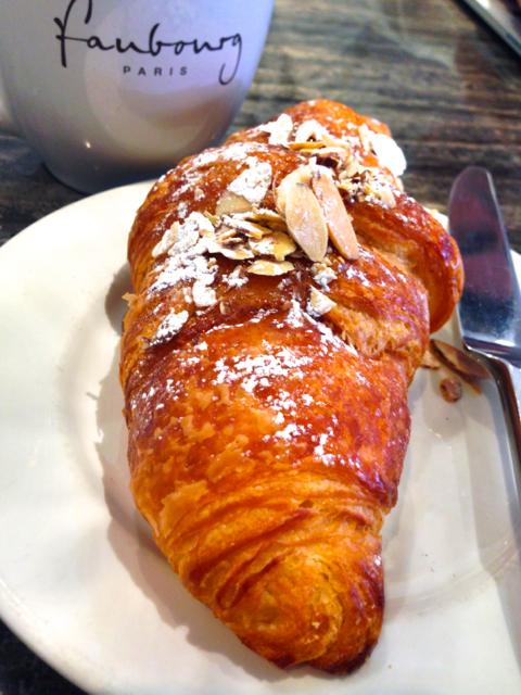 Faubourg Paris croissant