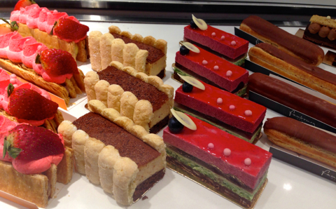 Faubourg pastries