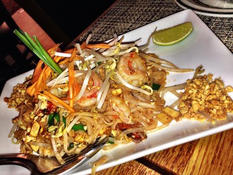 Montri's Pad Thai