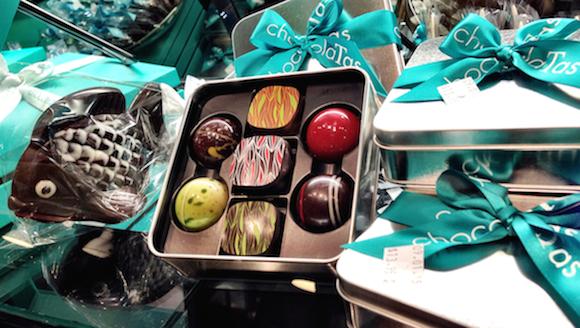 ChocolaTas: Looking as good as they taste