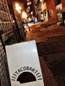 Tacofino Tacobar in Blood Alley