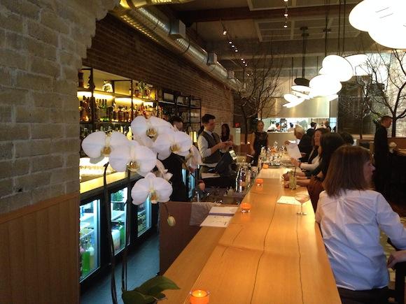 Sai Woo Vancouver Long Bar