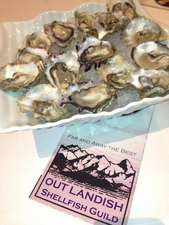 Making their mark: Out Landish Oysters from BC's Quadra Island