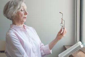 senior vision issues