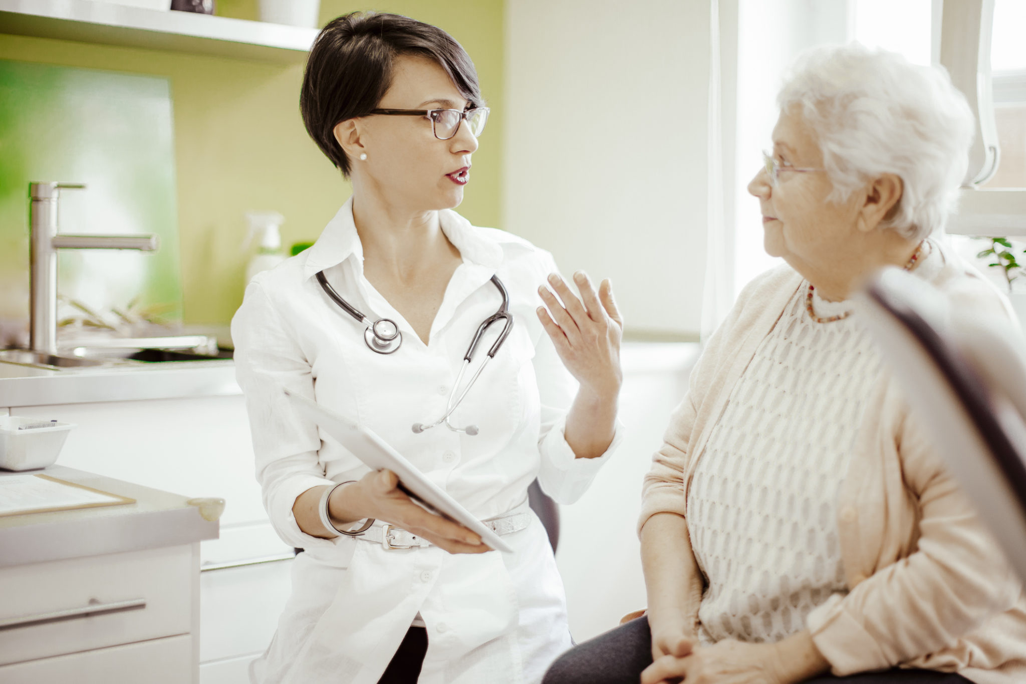 How to Get the Most out of Senior Doctor Visits
