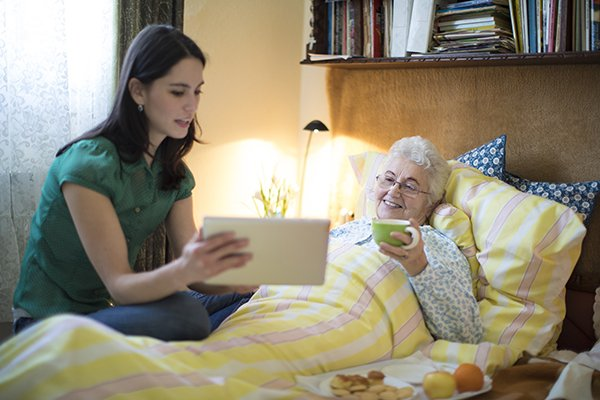 Improve Senior Transitions from Hospital to Home with North Bay Home Care!