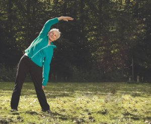 Stretching-Woman-Senior