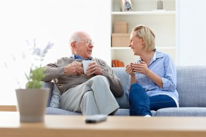 Find tips for seniors who resist home care services.