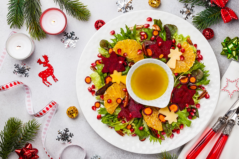 The Power Foods That Combat Stress During the Holidays – And How Home Care Can Help