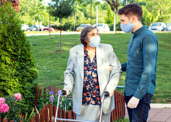 Balancing Senior Safety with Freedom During the Pandemic