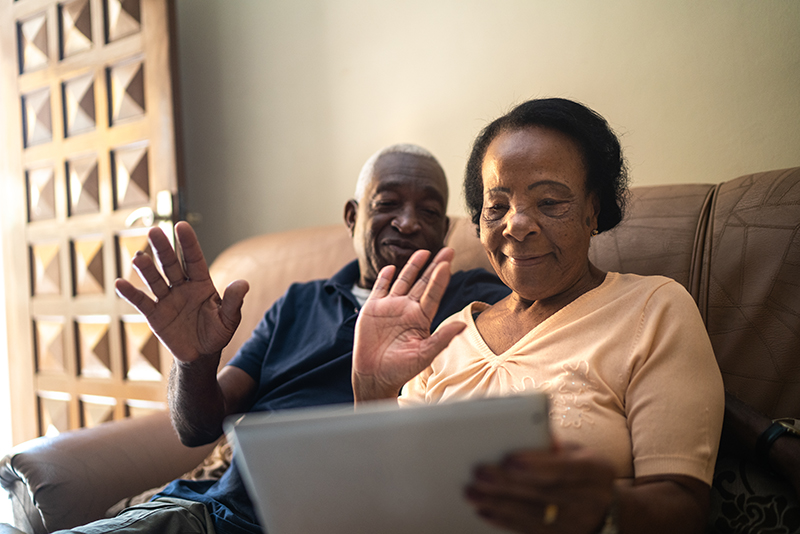 How to Assess the Mental Health and Wellbeing in Older Adults Remotely