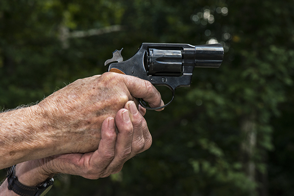 The Disturbing Statistics About Dementia and Firearms