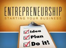 Entrepreneurship training programs for ex cons