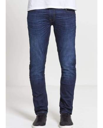 ACE Slim Stretch Jeans In Dark Wash - Jeans
