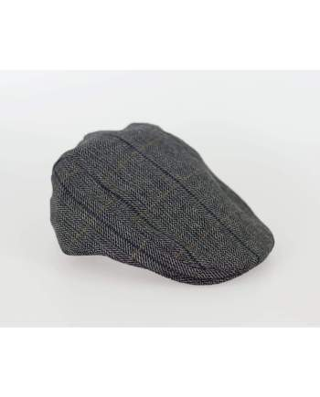 Cavani Albert Grey Flat Cap - S/M - Accessories