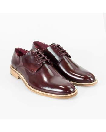 Cavani Foxton Bordo Shoe - UK7 | EU41 - Shoes