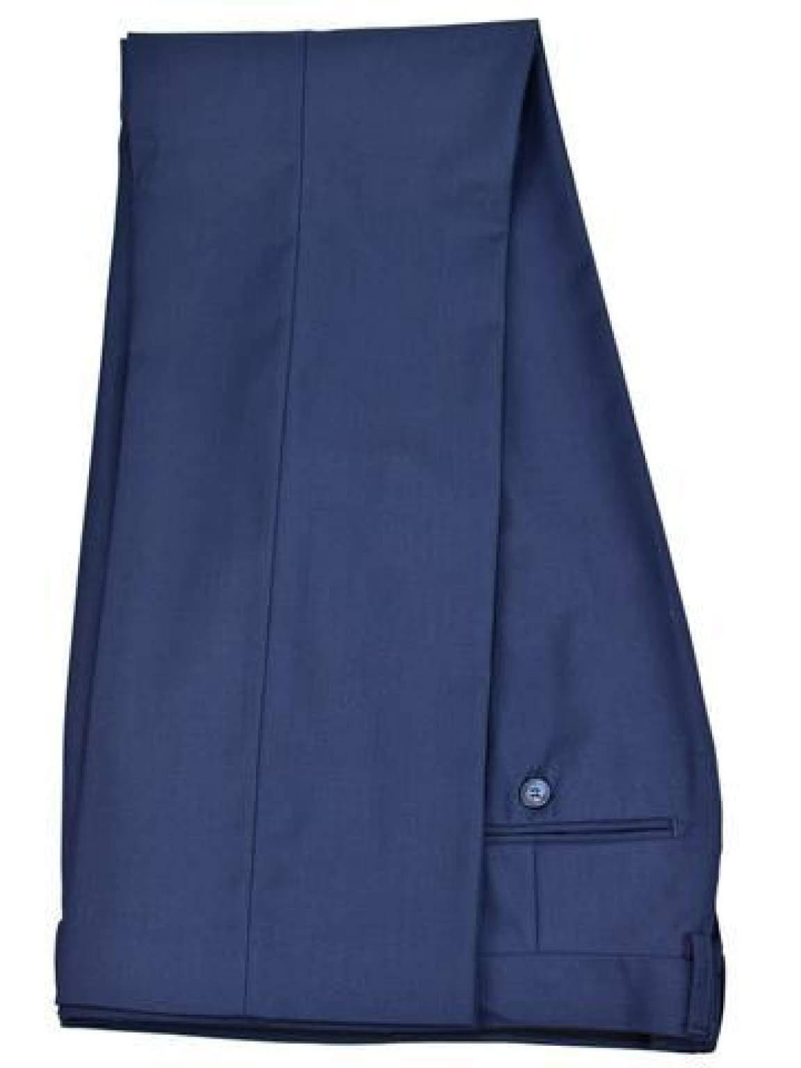 Cavani Jefferson Navy Suit Trousers - Suit & Tailoring