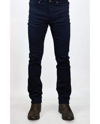 Cavani Milano Navy Stretch Denim Jeans - Jeans