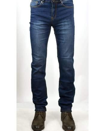 Cavani Milano Stonewash Stretch Denim Jeans - Jeans