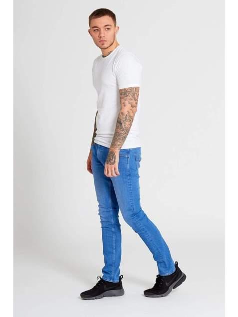 GAMMA Slim Fit Jeans In Intense Blue Wash - Jeans