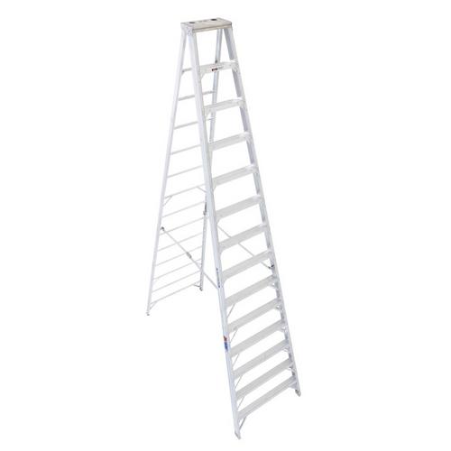 Ladder 4m Aluminium Step