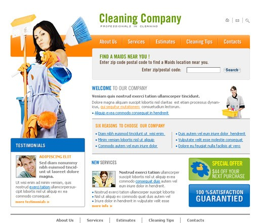 How To Promote A Cleaning Business - Online Offline Tipsfunniest