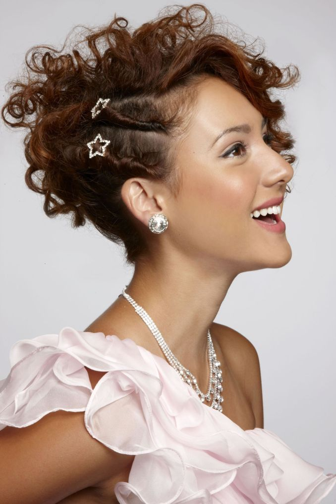 7 cute & easy diy prom hairstyles   hirerush