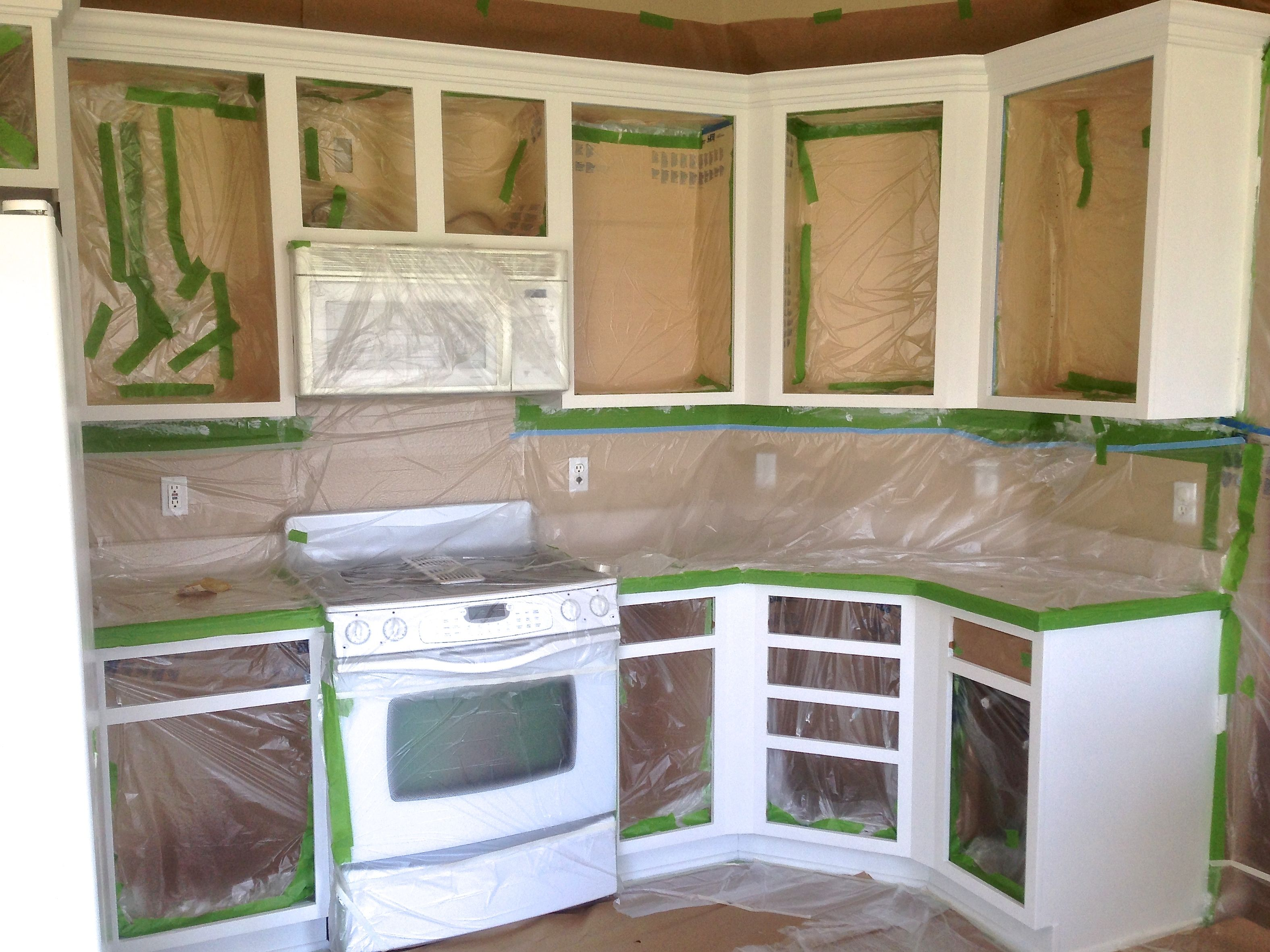 what to clean grease off kitchen cabinets cabinet organizer ideas how paint | hirerush blog