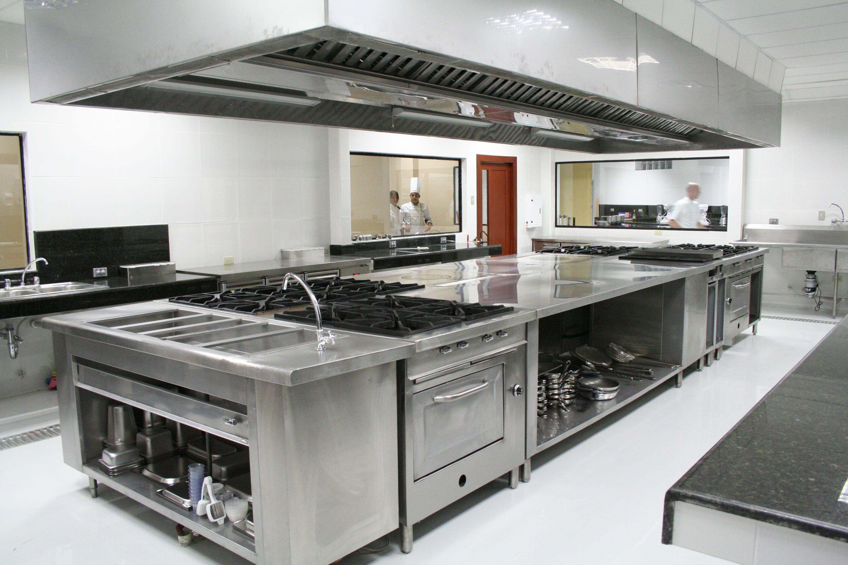 How to plan a commercial kitchen design  HireRush