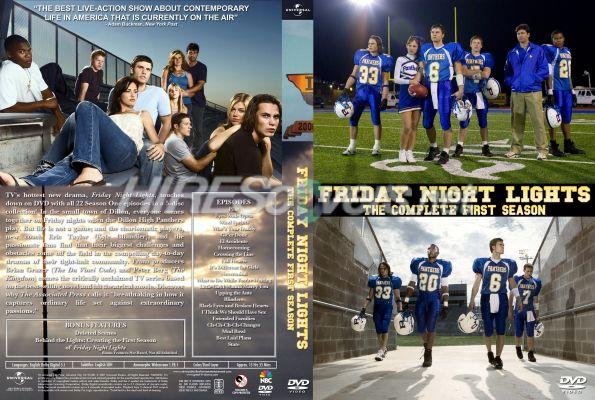 Friday Night Lights 720p Season 1