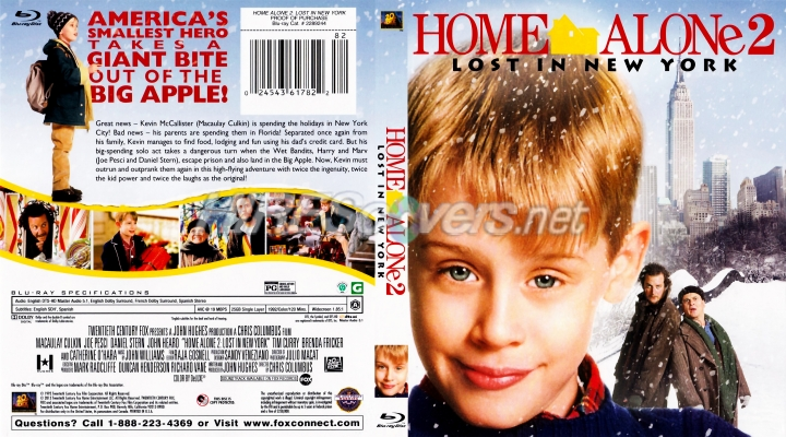 123movies Home Alone 2
