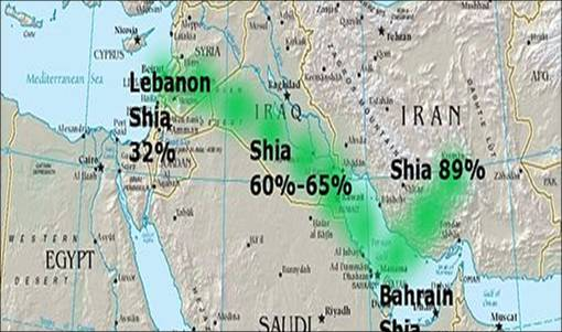 Image result for shia crescent