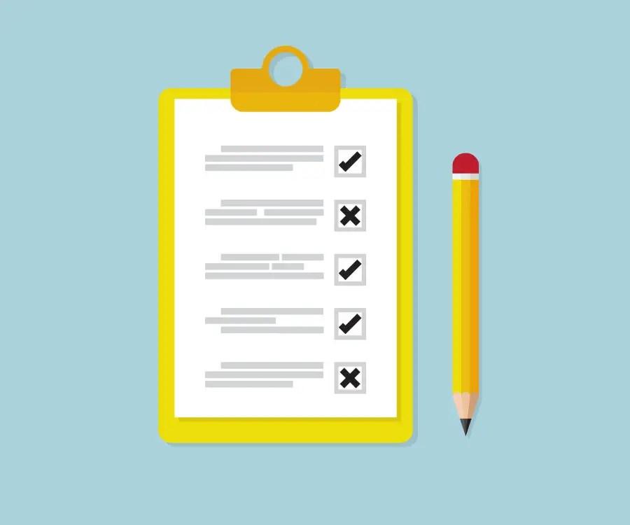 12 Step Job Advert Checklist