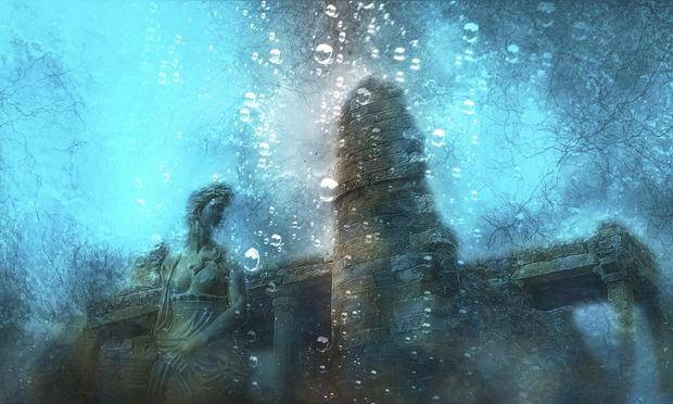 Közölték a tudósok: megtalálták az esüllyedt Atlantiszt, végig a szemünk előtt volt