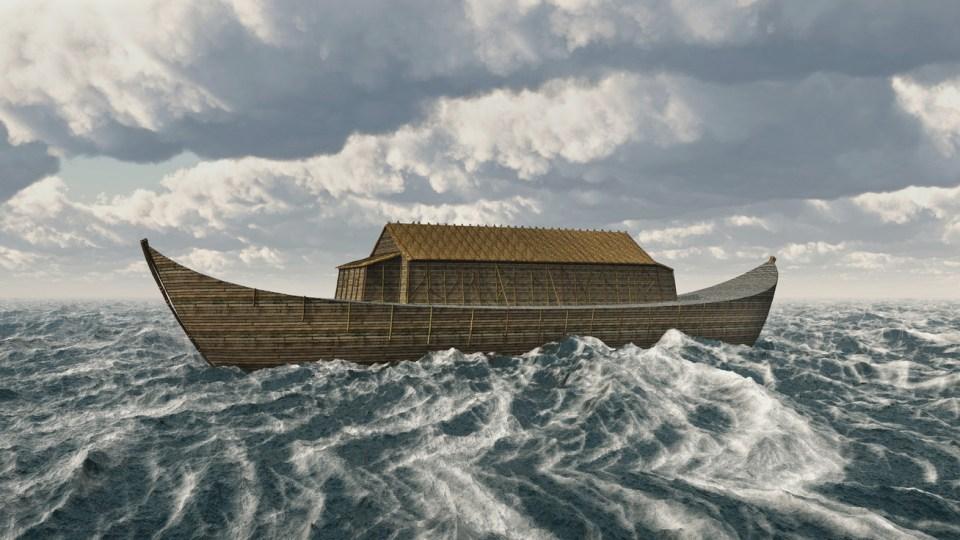 Amiről nem gondoltad, hogy látni fogod így néz ki Noé bárkája