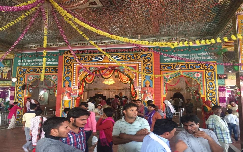 Hirnoda-bhandekebalaji-dharmik palace (10)