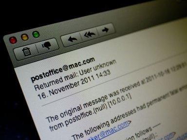 Bounce E Mail Unter Os X Lion Erstellen Hirnweide
