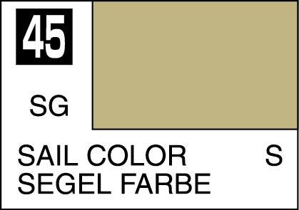 mr color paint sail