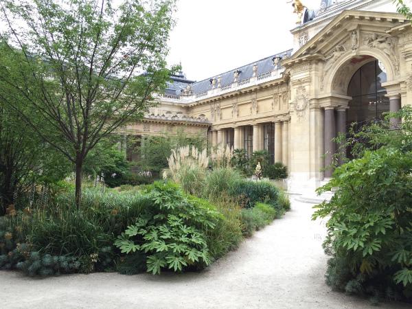 パリの庭散歩〜プチパレ美術館