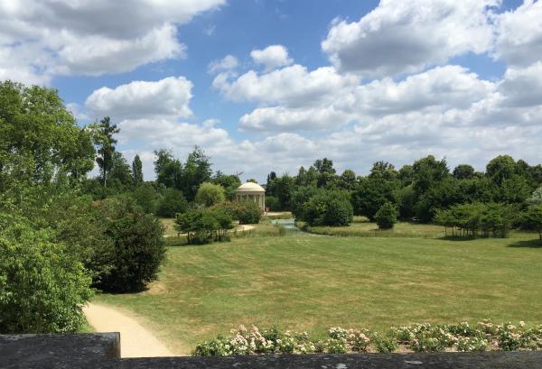 マリー・アントワネットのプチ・トリアノンと庭園