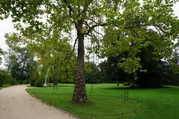 ガーデンとアート:ショーモン=シュル=ロワール城