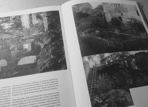 ダン・ピアソンの庭の本