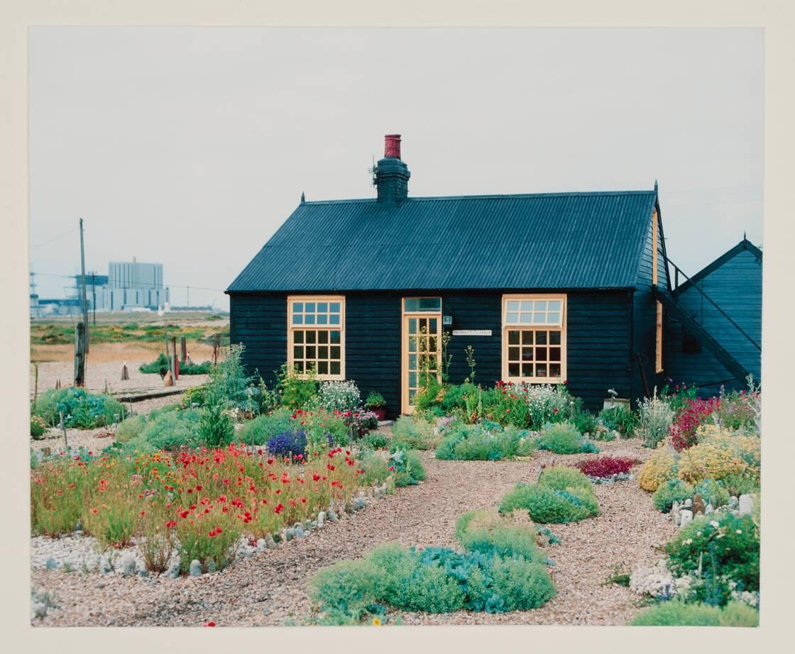 映像作家ディレク・ジャーマンの庭