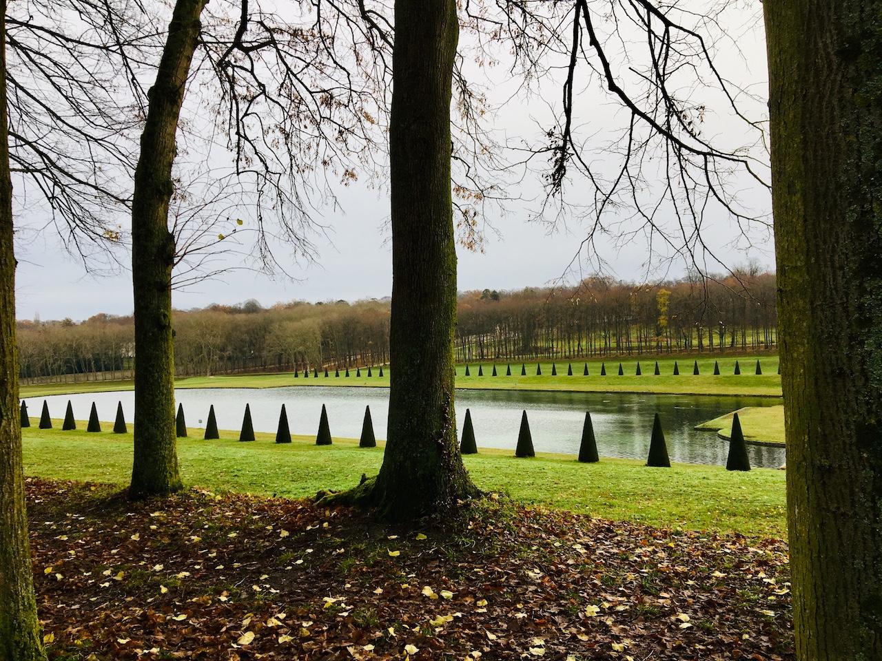 マルリー 庭園 Marly gardens