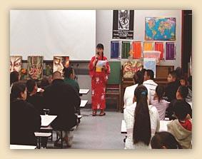 speech, hiroko sakai speech, speech for hope