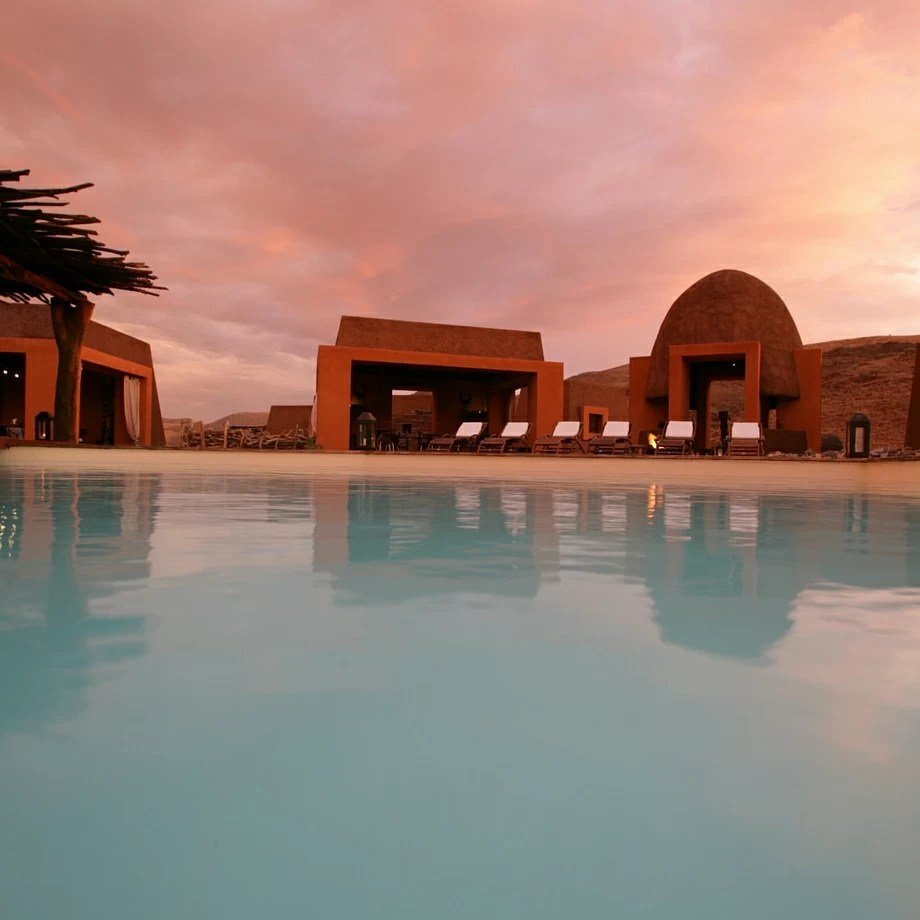 Okahirongo Elephant Lodge luxury safari Africa