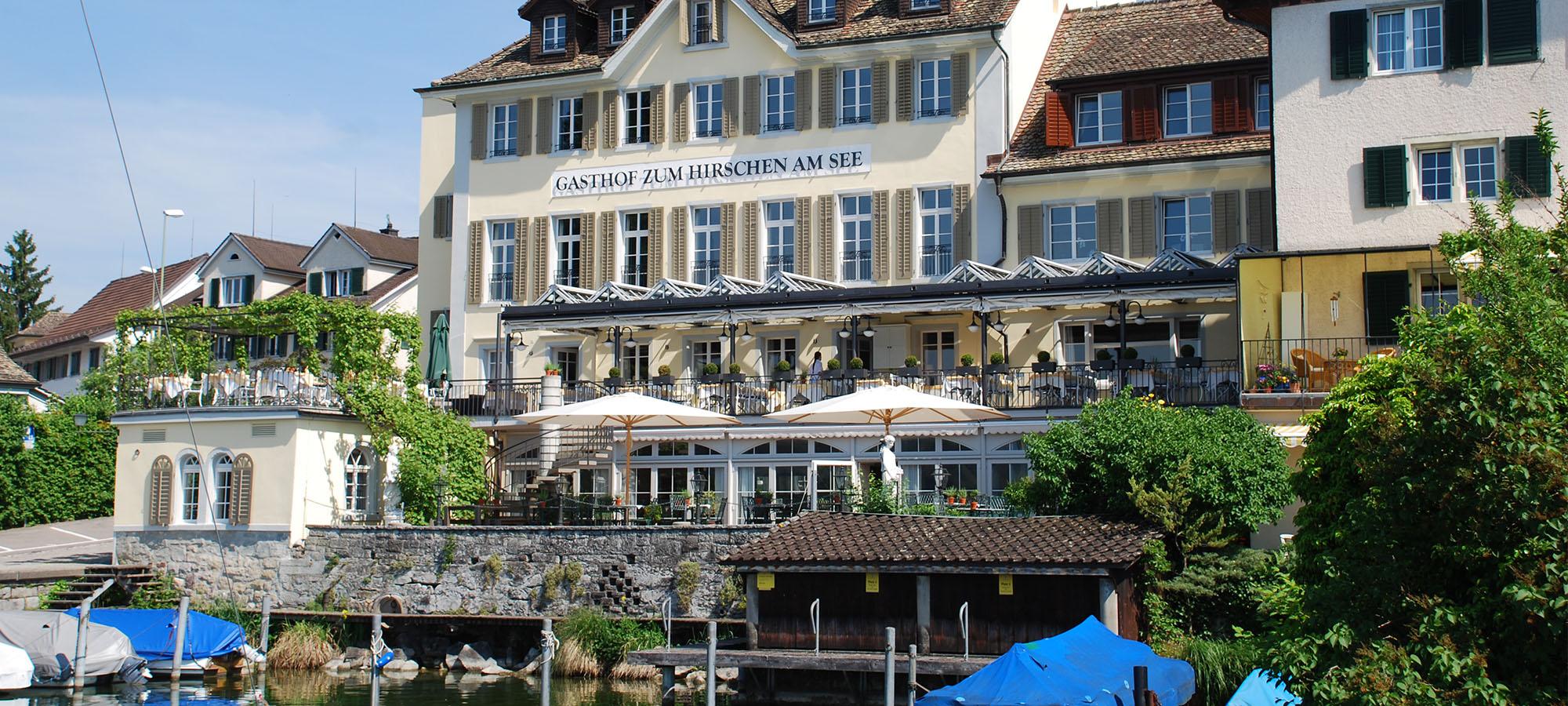 Hotel Hirschen Meilen am See Zürich